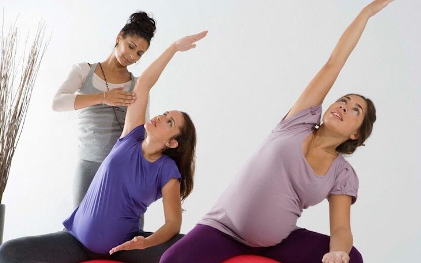 ورزشهای ممنوعه برای زنان باردار