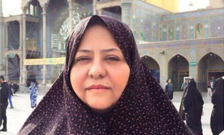 تیپ رابعه اسکویی پس از بازگشت به ایران! + عکس