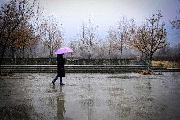 فردا سامانه بارشی وارد کشور میشود