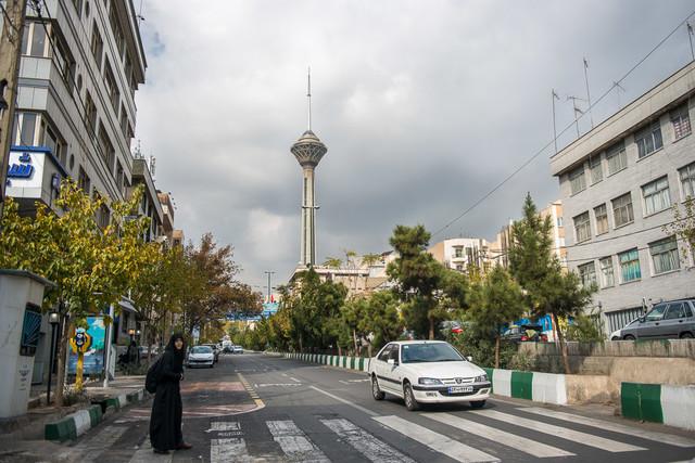 کاهش محسوس دمای هوای تهران طی ۳ روز آینده