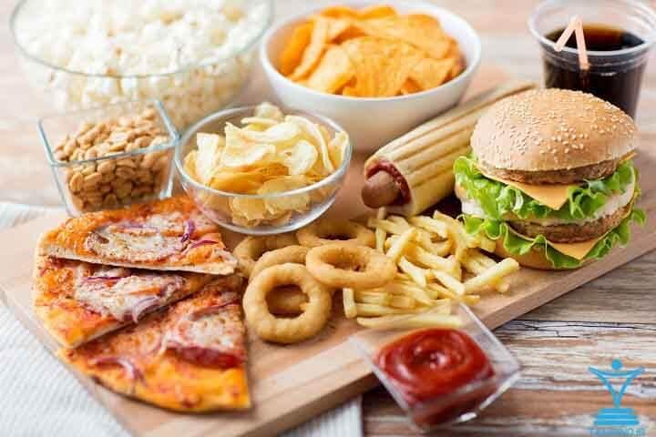غذاهایی که رشد تومورها را 100 برابر می کنند