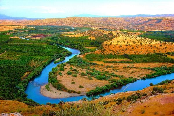 اینفوگرافیک وضعیت رودخانههای کشور