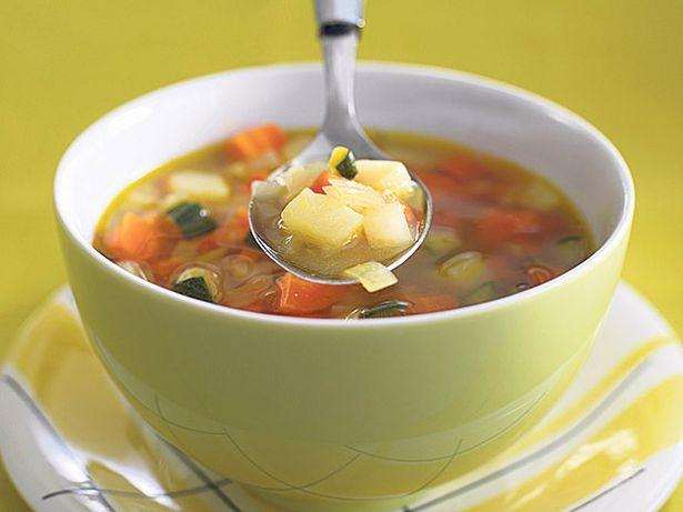 سوپ شلغم درمانی فوق العاده برای سرماخوردگی