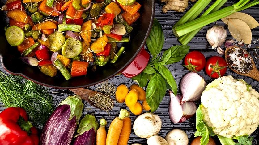 تمام گیاهانی که باید در سبد خرید گیاه خواران قرار گیرند