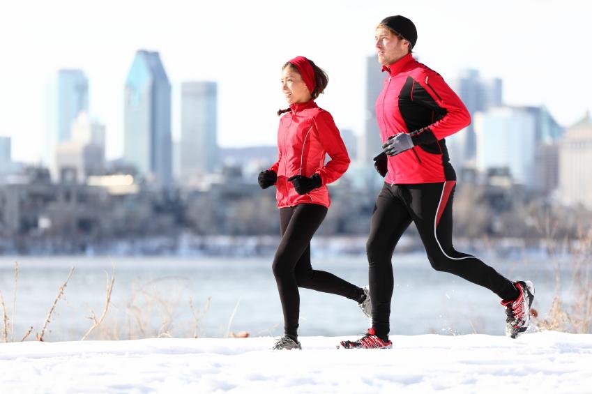 ورزش را در زمستان ترک نکنید