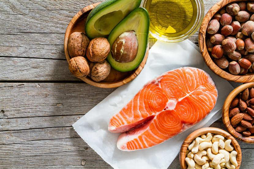 تمام منابع سرشار از اسیدهای چرب امگا ۳ به غیر از ماهی!