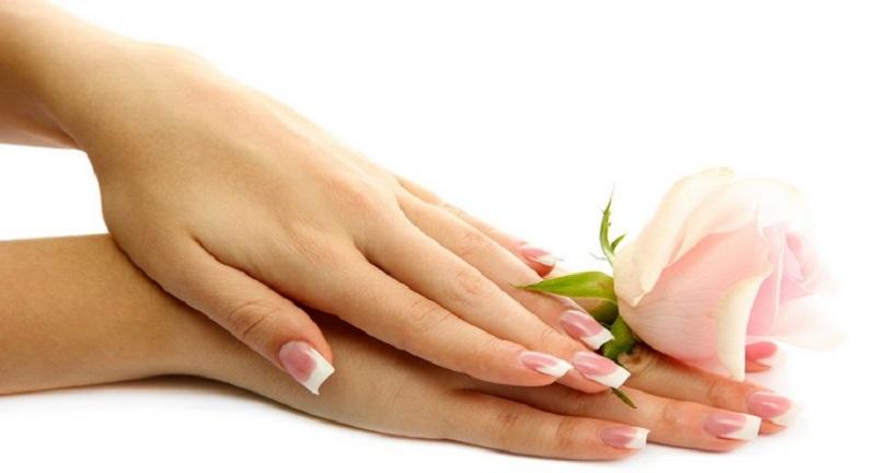 درمان خشکی پوست دست در زمستان