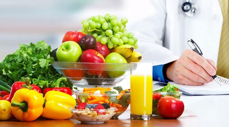 نقش مهم تغذیه در پیشگیری از بیماری ها