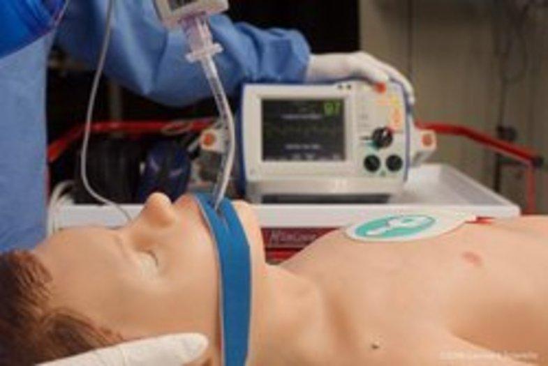 پیشرفتهترین ماکت پزشکی کودکنمای دنیا + عکس