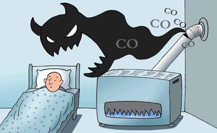 هشدارهای ایمنی در استفاده از وسایل گاز سوز /اینفوگرافیک