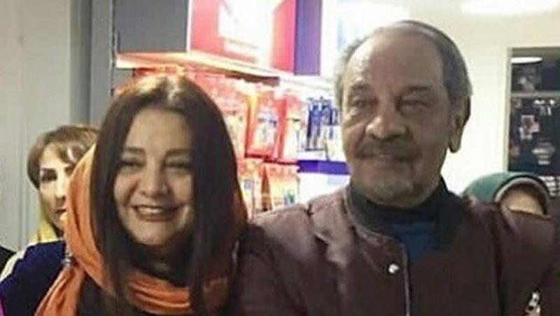 داریوش فرهنگ به همراه همسرش در یک مراسم! + عکس