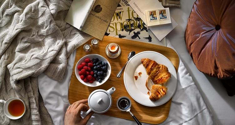 بفرمایید صبحانه لاغری