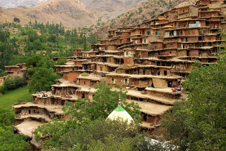 روستاهای شگفت انگیز و عجیب ایران! + تصاویر