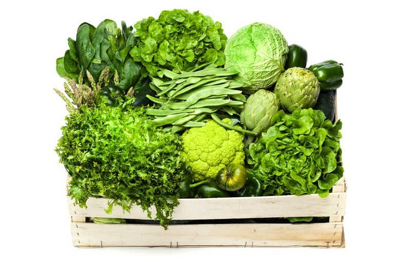 تاثیر شگفت انگیز ۶  سبزی در کاهش وزن و لاغری
