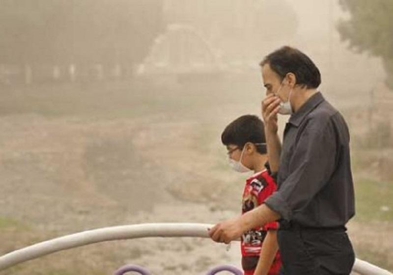 درخواست وزارت بهداشت برای تعطیلی مدارس در آلودگی هوا