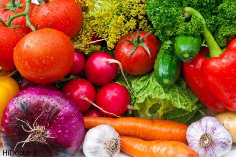 ۷ توصیه غذایی به مبتلایان به نقرس