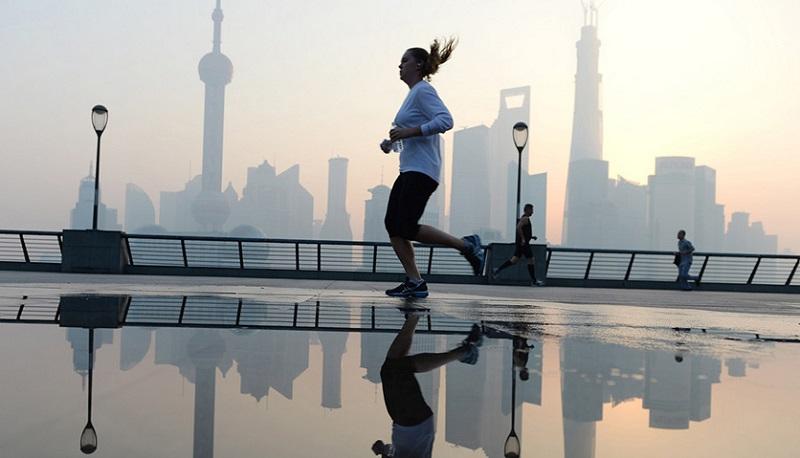 ورزش کردن در هوای آلوده، ممنوع