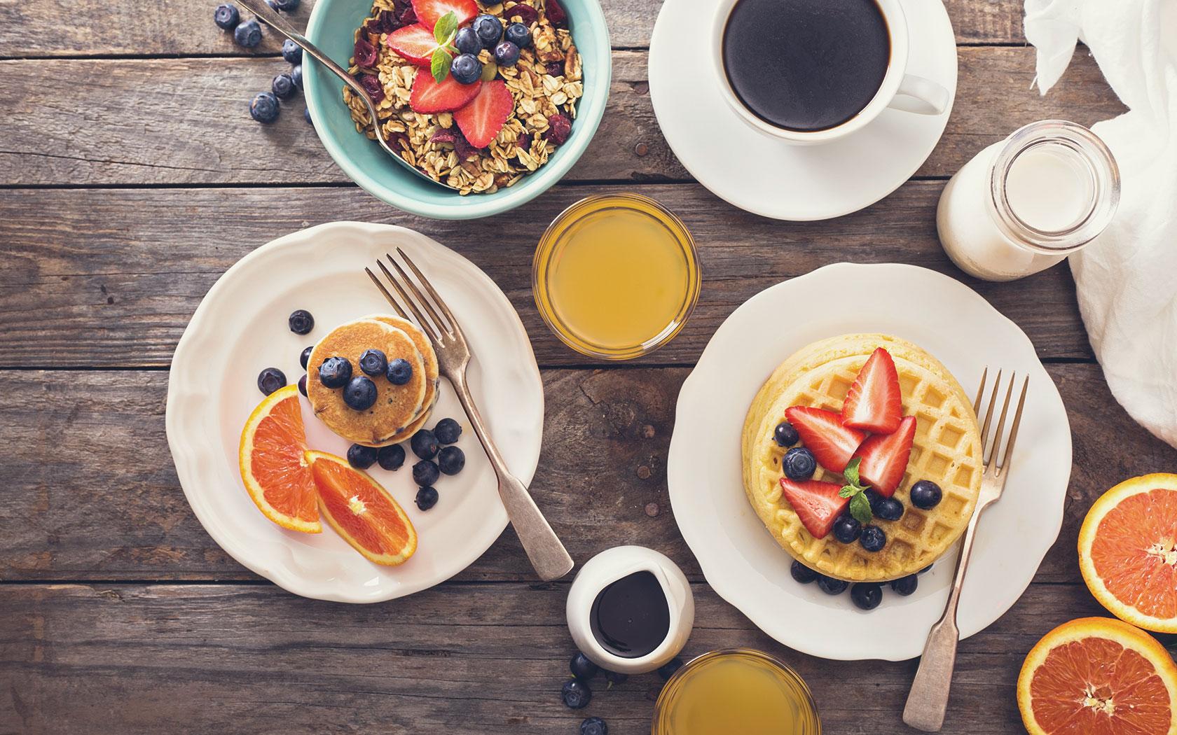 سالم ترین صبحانه های دنیا متعلق به کدام کشورهاست؟