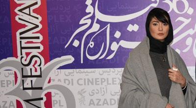 لباس بازیگر زن جوان در جشنواره فجر سوژه شد! + عکس