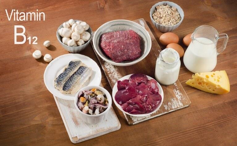 ۱۰ منبع غذایی سرشار از ویتامین ب ۱۲، برای تقویت عملکرد مغز