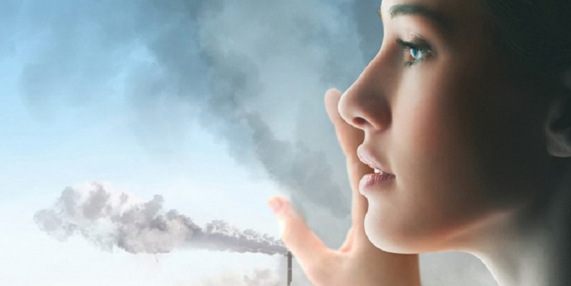 آلودگی هوا با بدن ما چه می کند