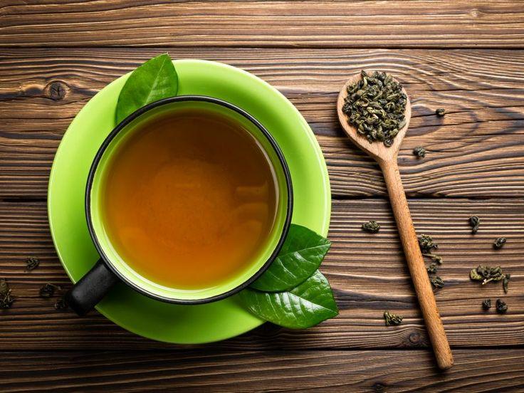 چای سبز چگونه باعث کاهش وزن می شود؟