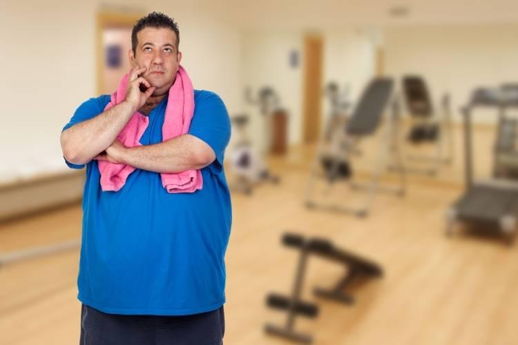 آیا با وزن زیاد  می توان ورزش کرد؟