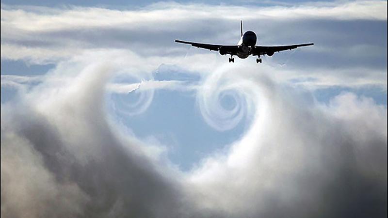 فصل بارورسازی ابرها رو به پایان است