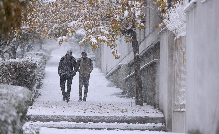 اطلاعیه هواشناسی: برف و باران در راه است