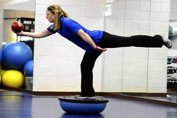 ورزشهای تعادلی برای بیماران MS مفید است