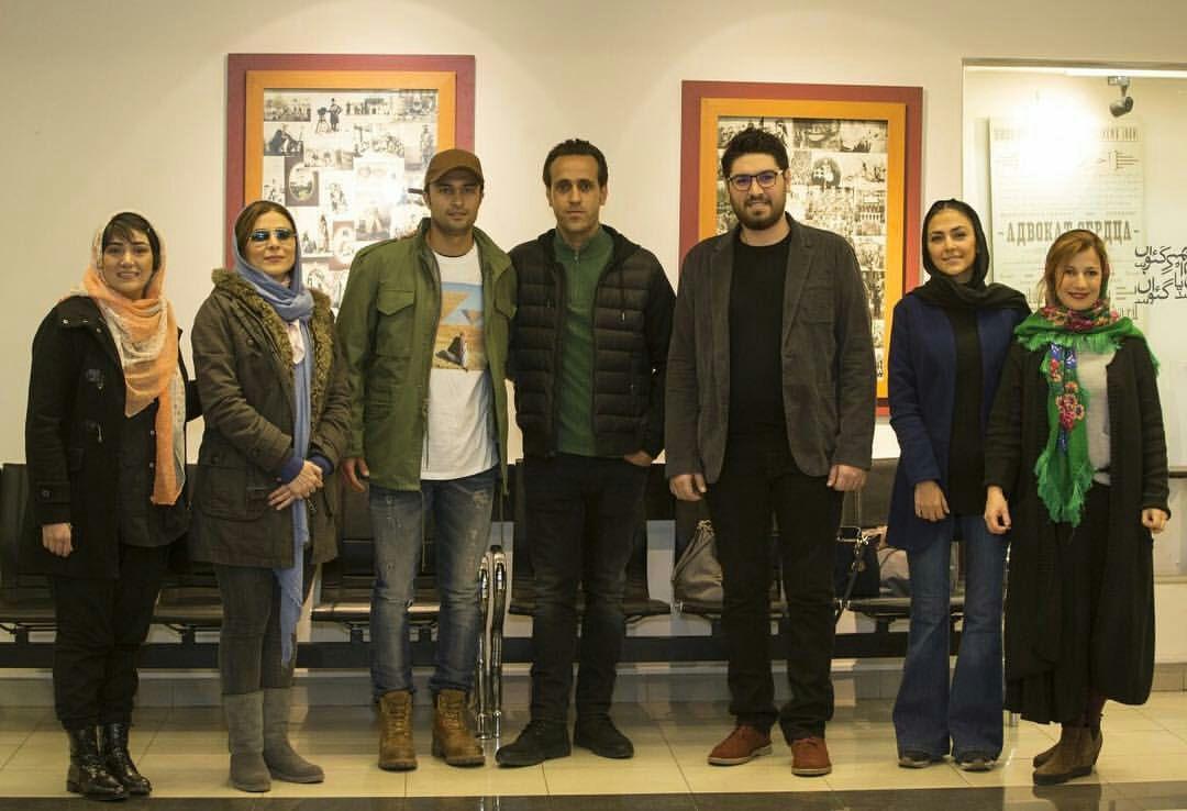 Image result for علی کریمی در جشنواره فیلم فجر