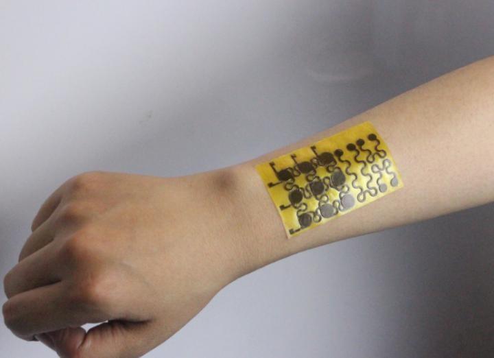ساخت پوست الکترونیکی جدید با قابلیت خودترمیمی
