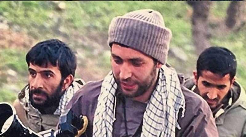 ابراهیم حاتمی کیا در دوران جنگ تحمیلی! + عکس