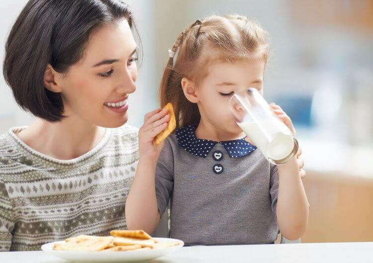 تغذیه مناسب در کودکان مبتلا به MS
