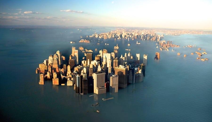 بالا آمدن آب اقیانوس ها سرعت گرفته است