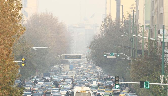 کمک ژاپن برای حل آلودگی هوای تهران