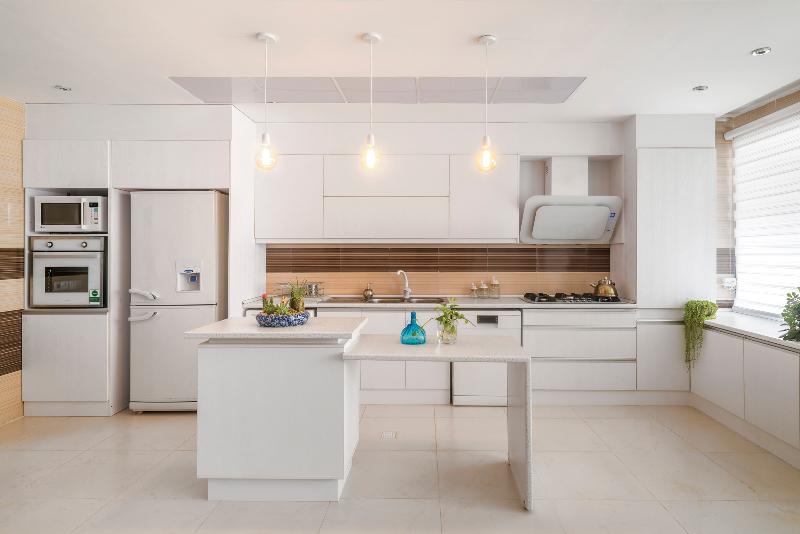 تمیز کردن آشپزخانه سریع و راحت