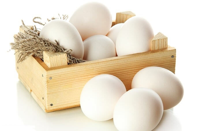 به هیچ وجه این تخم مرغها را مصرف نکنید