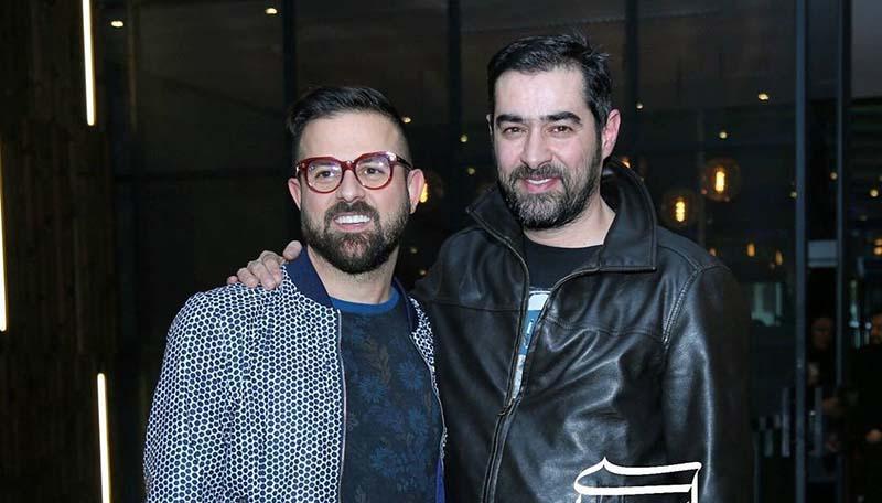 تیپ شهاب حسینی دیشب در یک مراسم خصوصی! +عکس