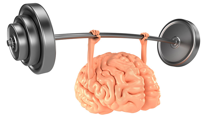 با ده تمرین ساده ذهن خود را تقویت کنید