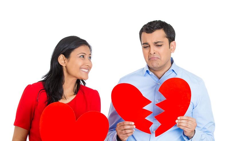 کدام عشقهای ولنتیانی شکست میخورند؟