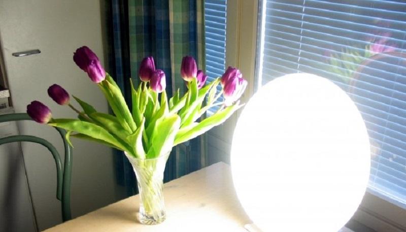 تاثیر نور درمانی بر مشکلات روحی