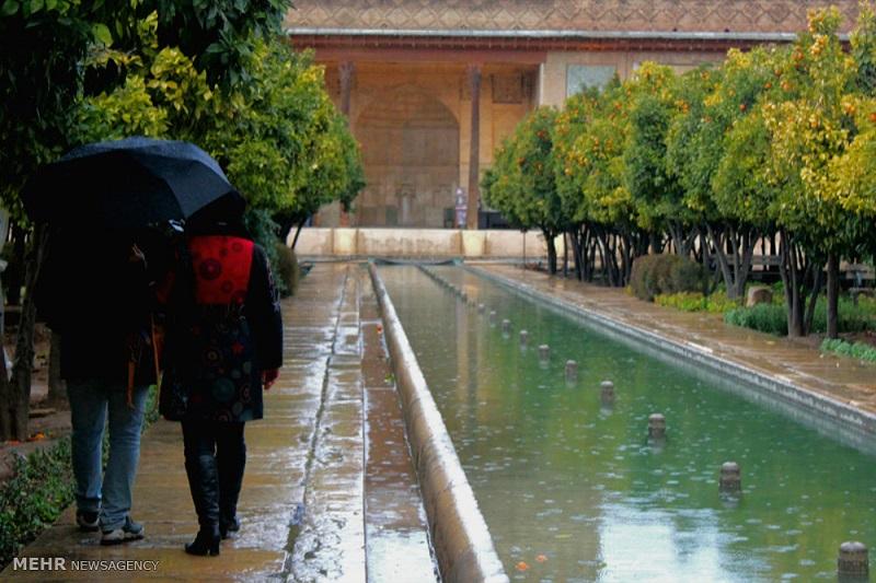 سامانه بارشی سهشنبه از کشور خارج میشود
