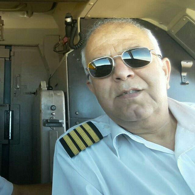 اطلاعاتی درباره کاپیتان پرواز تهران به یاسوج +عکس