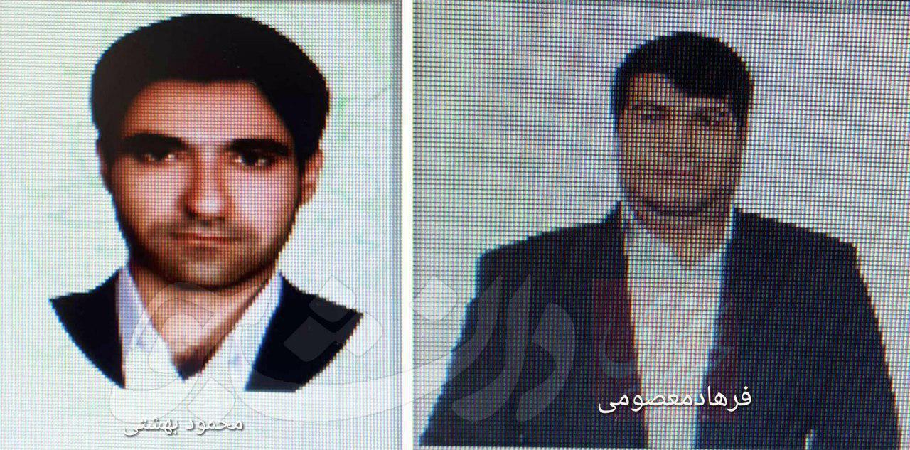 اولین عکس منتشر شده از شهدای امنیت پرواز هواپیمای تهران_یاسوج