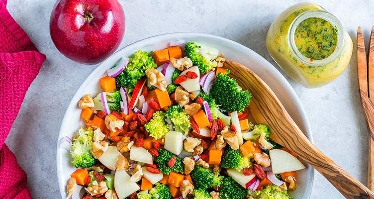تاثیر شگفت انگیز غذاهای رنگارنگ در مبارزه با ۵ بیماری مزمن