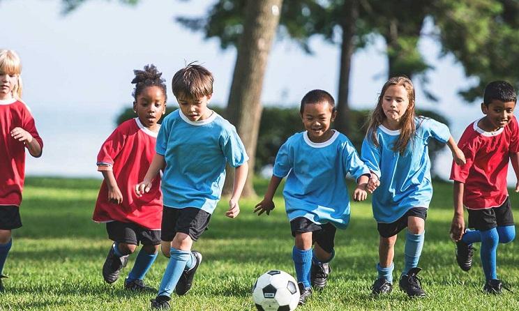 چگونه کودکان را به ورزش علاقمند کنیم؟