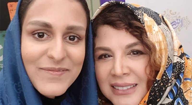 تیپ دختر مهران مدیری در یک مراسم! + عکس
