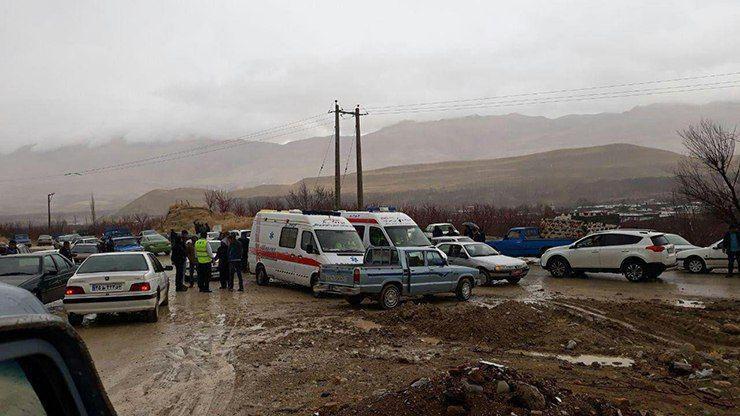 اعزام تیمهای دیویآی به منطقه سقوط هواپیما