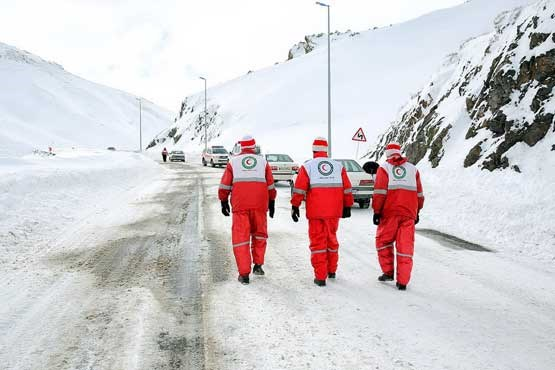 وقوع برف و کولاک در 7 استان کشور